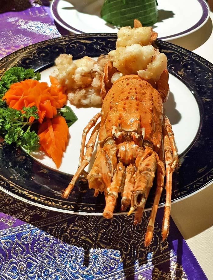 restaurante estrella michelin phuket, ruen thai