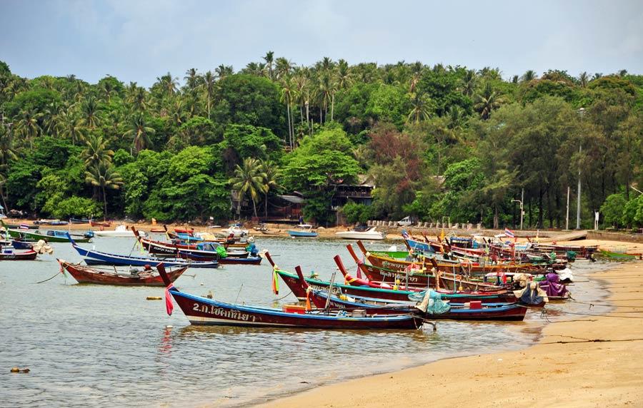 playa rawai, viaje a phuket con amigas