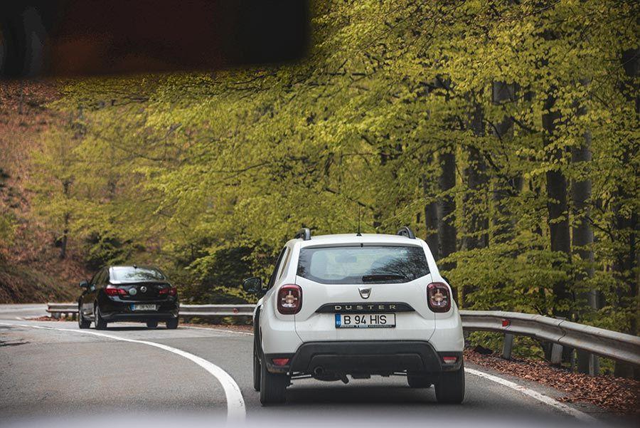 Ruta en coche por Rumanía