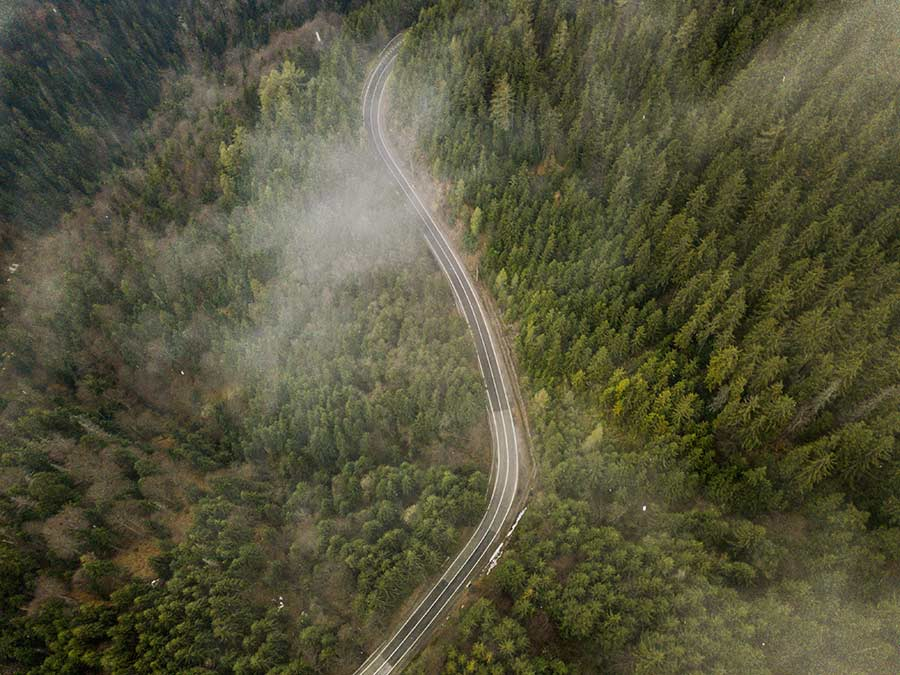 ruta coche rumania, transfagarasan