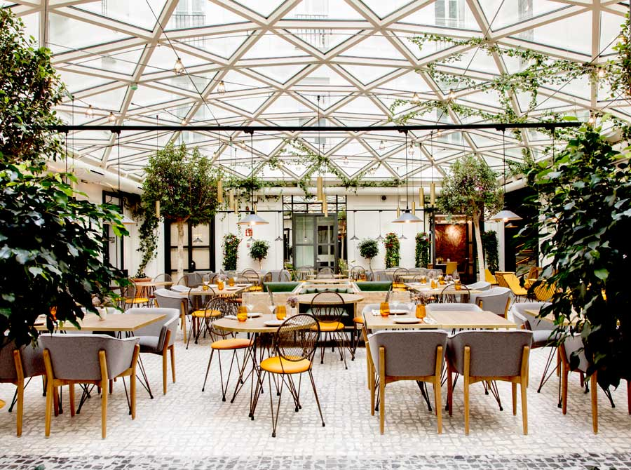 restaurante rib, hotel plaza mayor