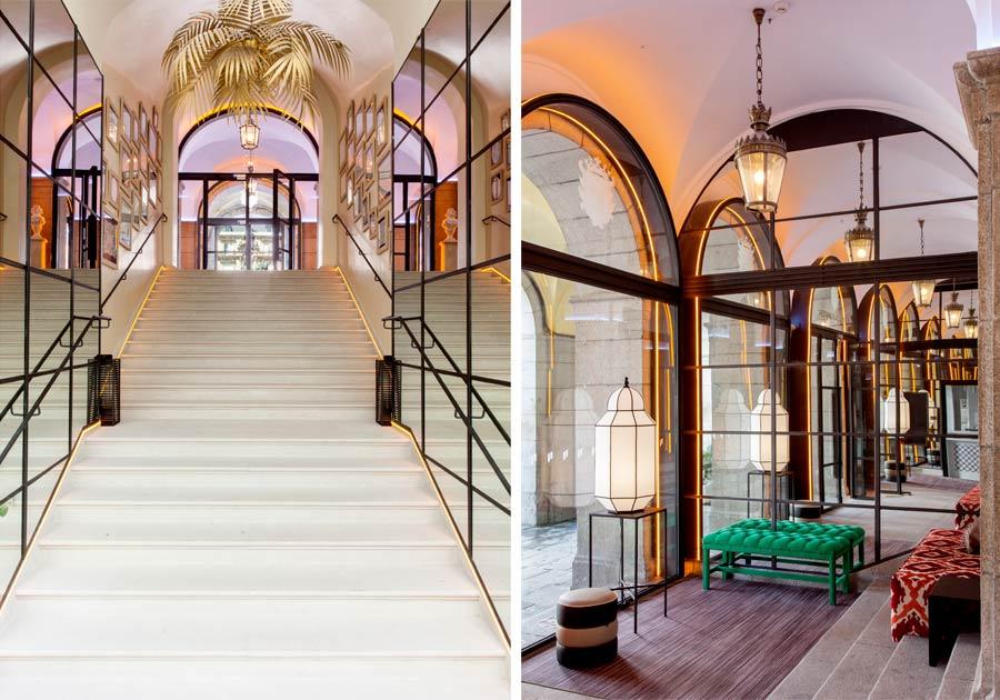 hotel pestana plaza mayor madrid, hoteles con encanto en madrid