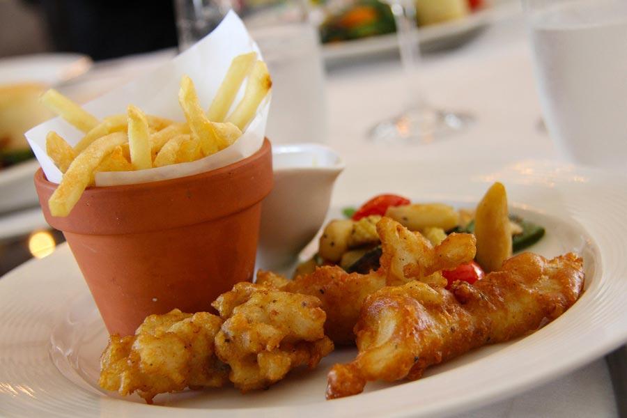 fish and chips, viaje cornwall