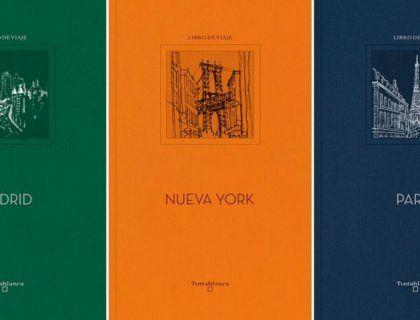 guias tintablanca, libros de viajes calidad, cuadernos de viajes