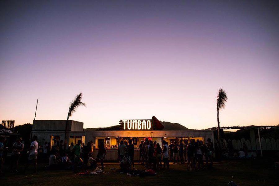 Tumbao, chiringuito de Tarifa