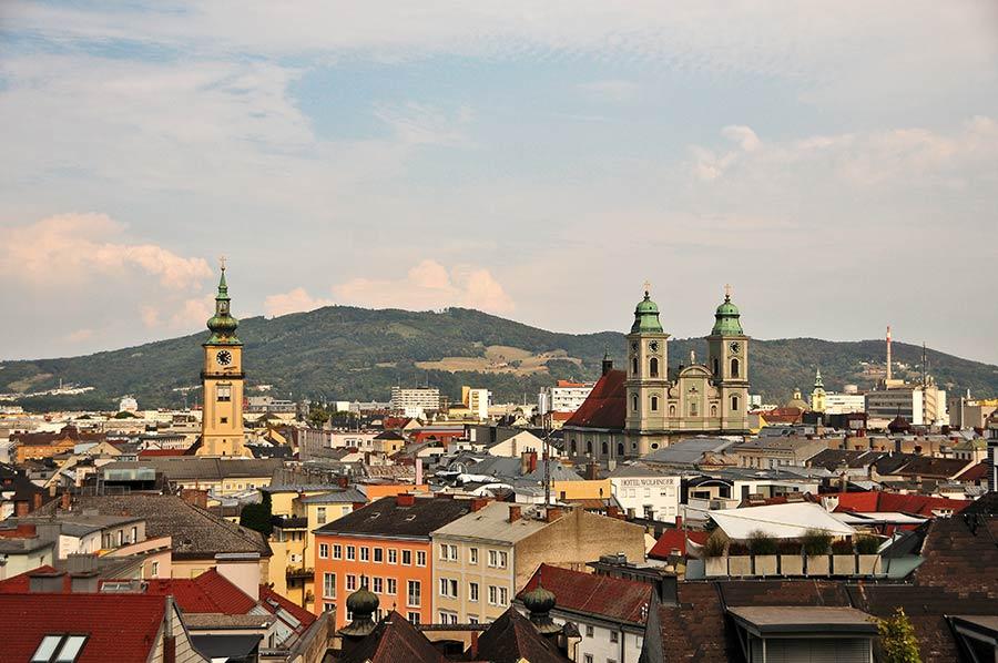 Schlossmuseum, linz, que ver en linz, calles de link, visitas de Linz, viaje a austria,