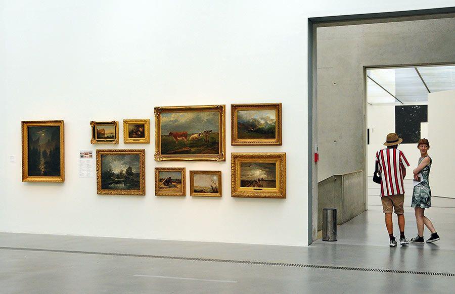 linz, que ver en linz, calles de link, visitas de Linz, viaje a austria, Lentos KunstMuseum