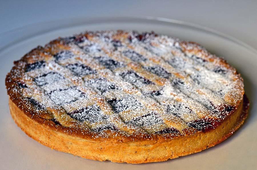 Linzer Torte, gastronomia linz, tarta austria