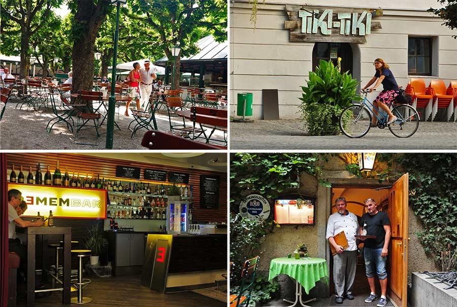 cervecerias linz, linz, que ver en linz, calles de link, visitas de Linz, viaje a austria,