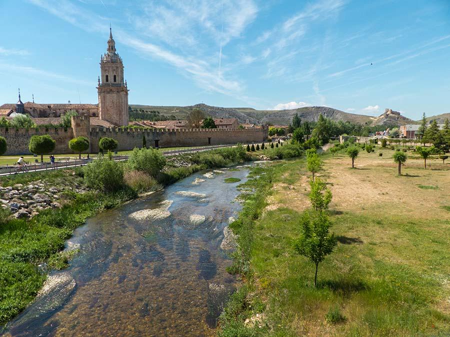 catedral burgo osma rio ucero