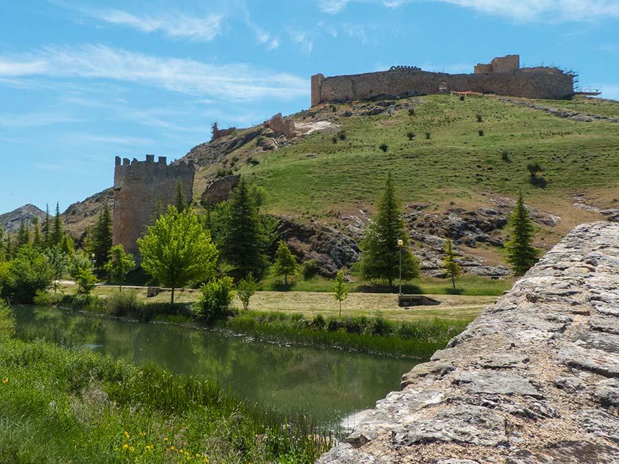 castillo burgo de osma, viaje soria, que ver en soria