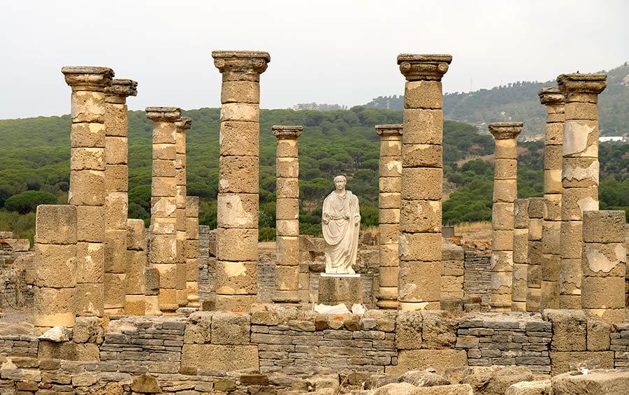 basilica baelo claudia