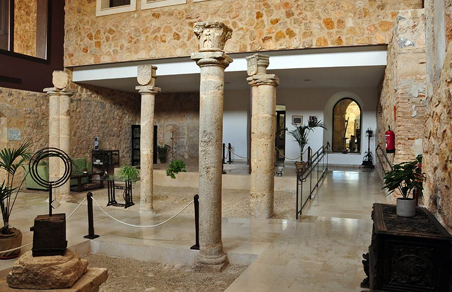 hotel palacio del infante don juan manuel, castillo belmonte