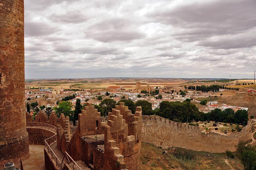 castillo belmonte, visitas teatralizadas en belmonte, viaje cuenca, castillos de cuenca