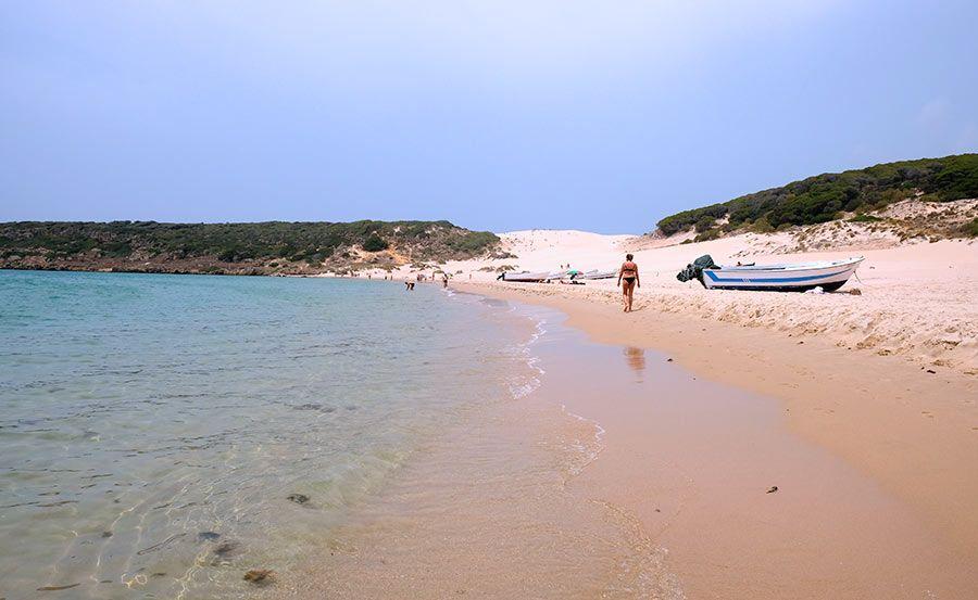 playa bolonia, mejores playas de cadiz, playas tarifa