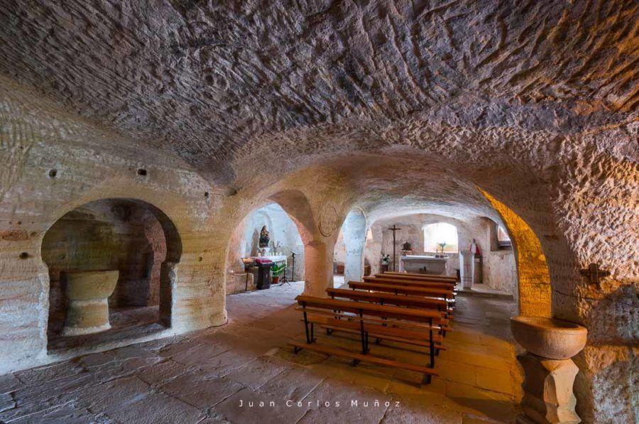 iglesia santa maria valverde, valderredible, cantabria