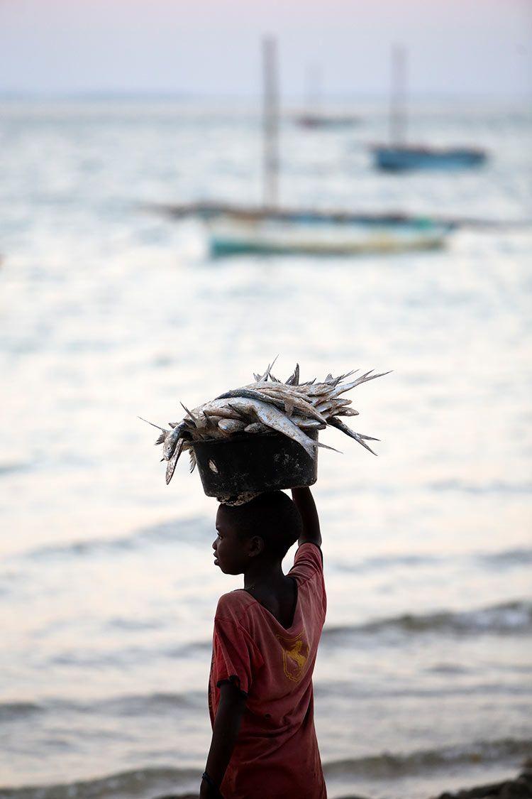 playa vilanculos bazaruto mozambique