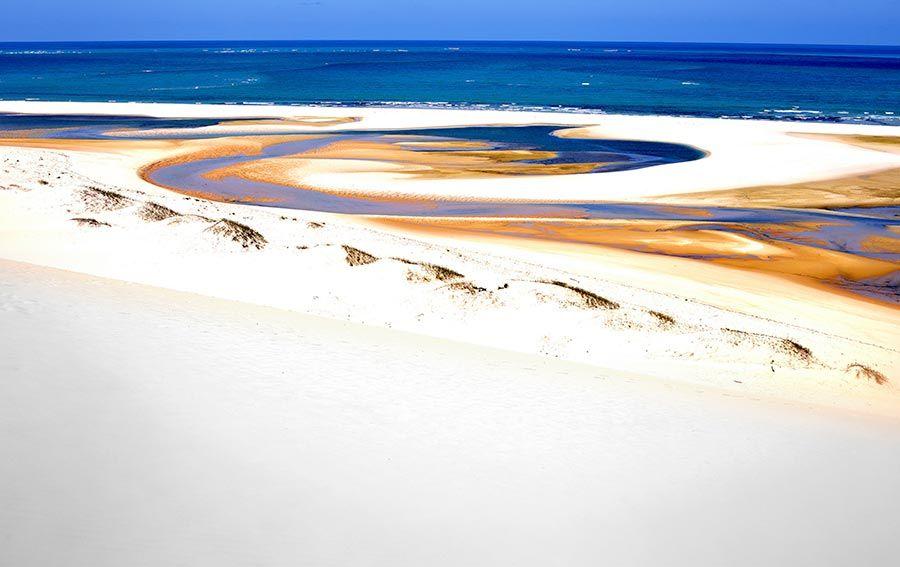 playas virgenes bazaruto mozambique