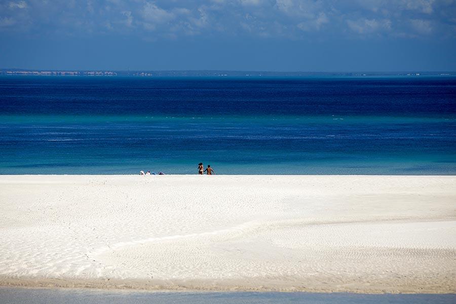playas mas bonitas de mozambique