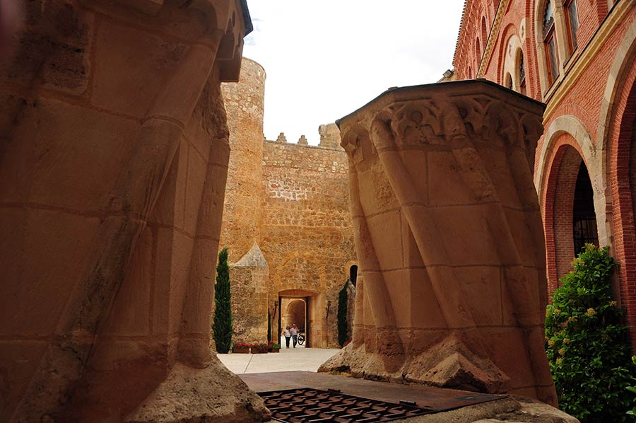 aljibe castillo belmonte, torneos medievales de belmonte