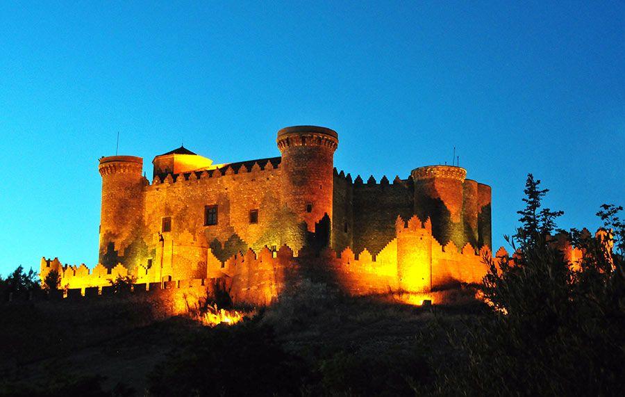 castillo belmonte, torneo medieval, viajes a cuenca