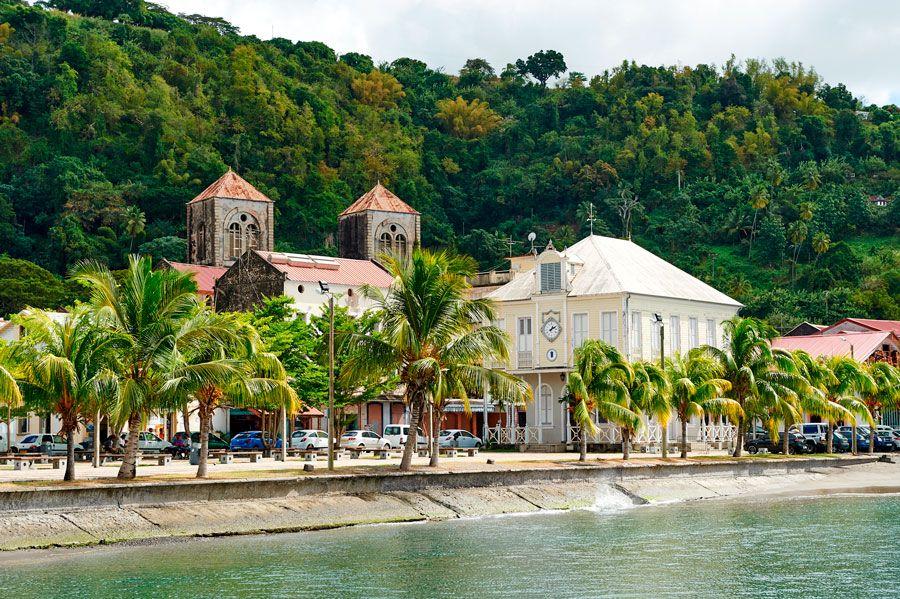 viajes al Caribe, viajes de lujo en martinica