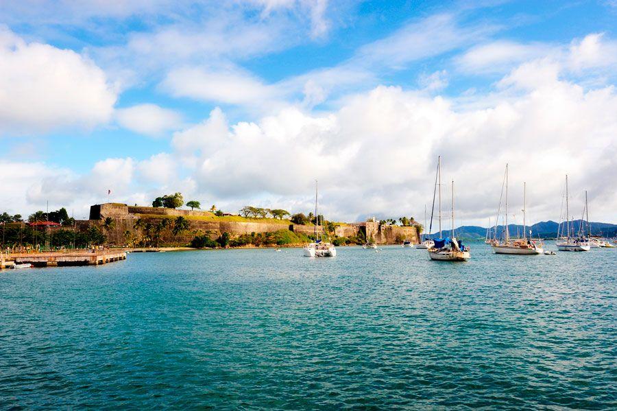 viajes al Caribe, viajes de lujo martinica