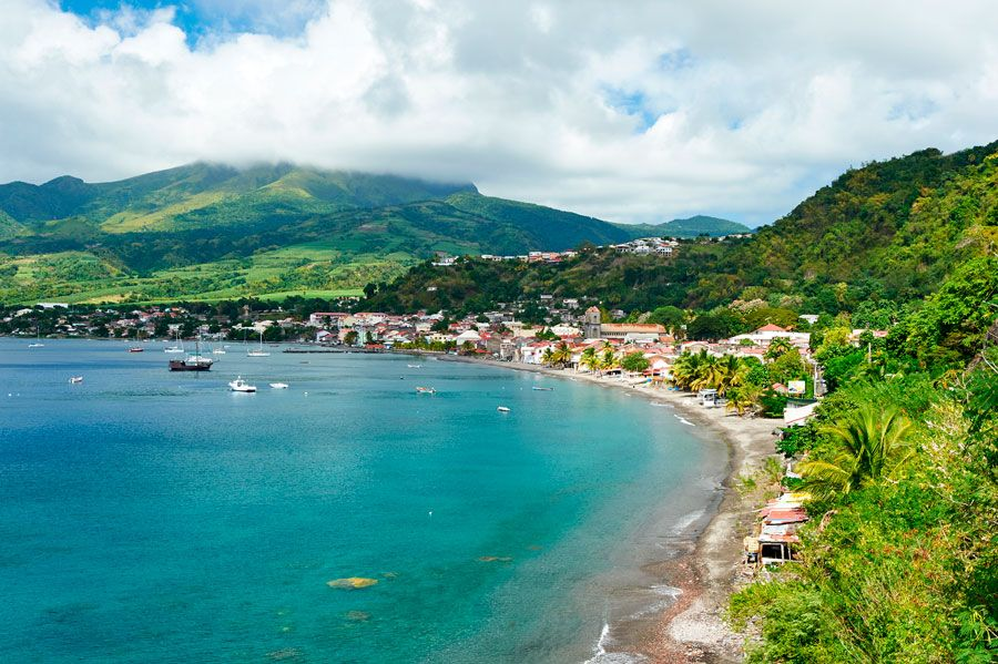 viajes al Caribe, viajes de lujo, viajes en pareja, naturaleza