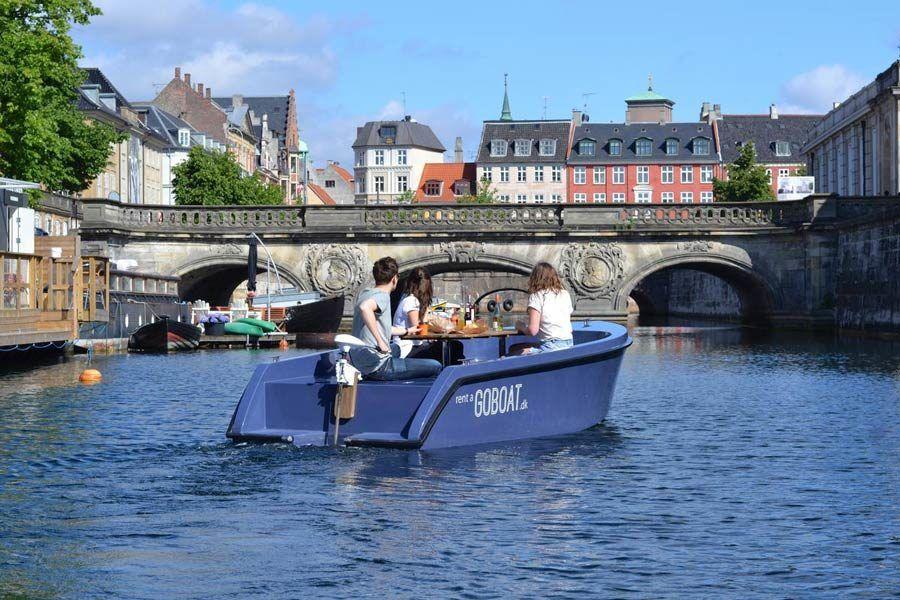barcos alquiler canal copenhague