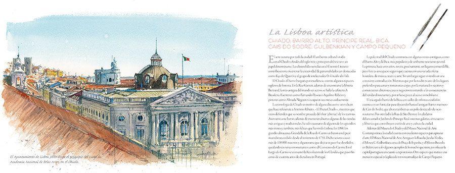 lisboa, anaya touring