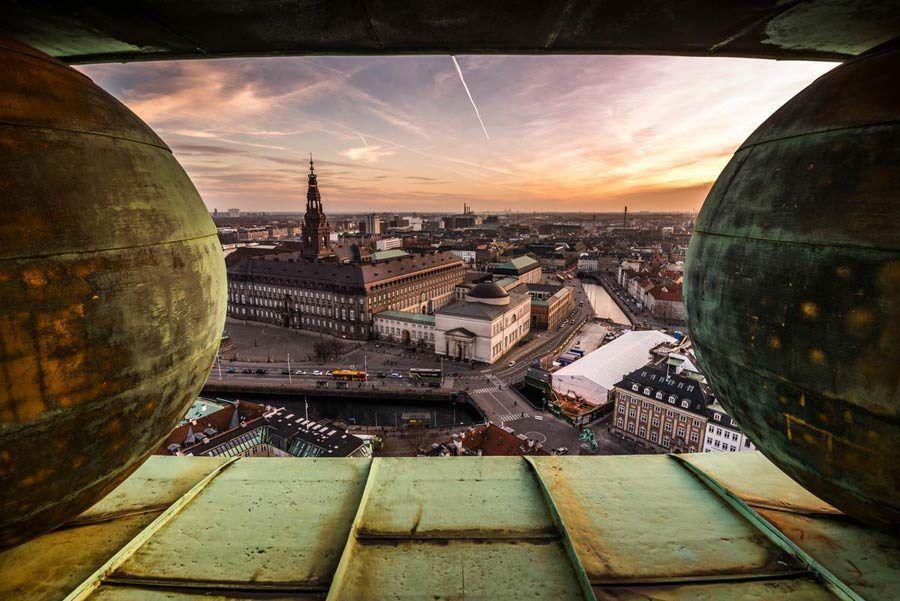 palacio de Christiansborg, que ver en copenhague