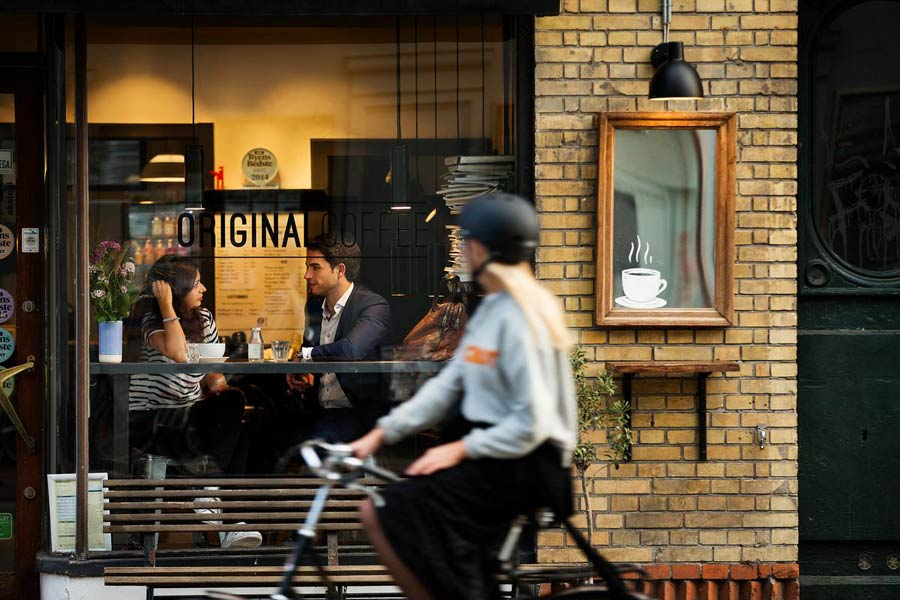 original coffee, cafes de copenhague