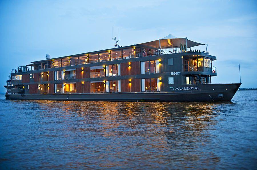 crucero por el rio mekong, viaje vietnam camboya