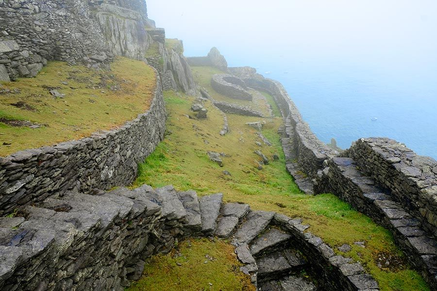 monasterio unesco skellig michael