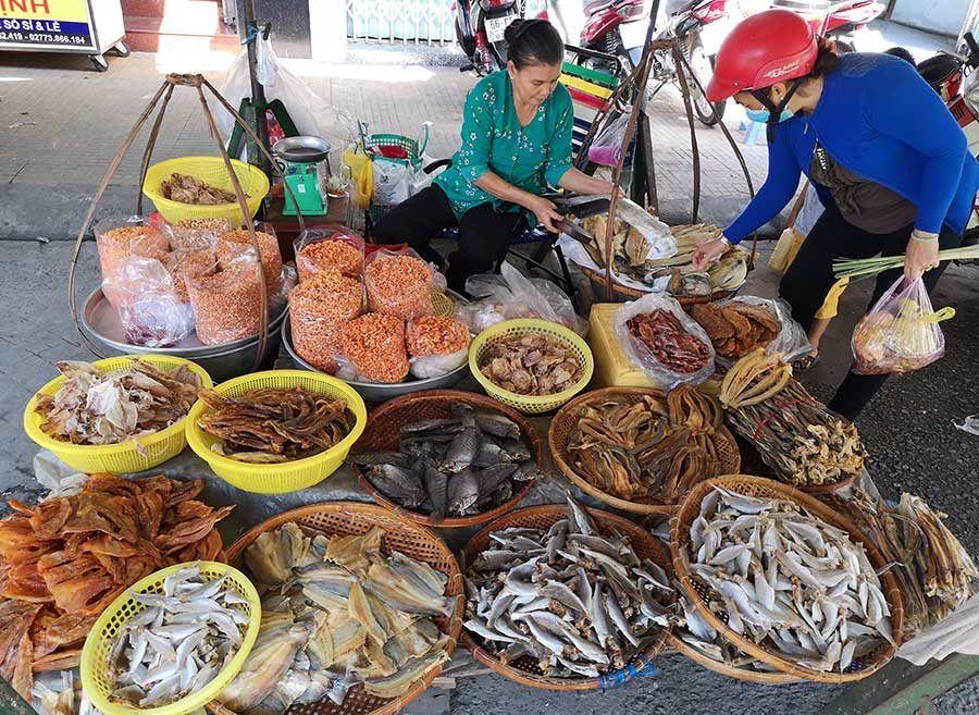 crucero mekong, mercados
