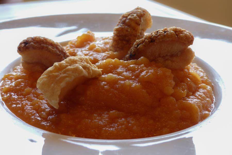 patatas meneas con pimenton, mogarraz, retratos pueblo salamanca