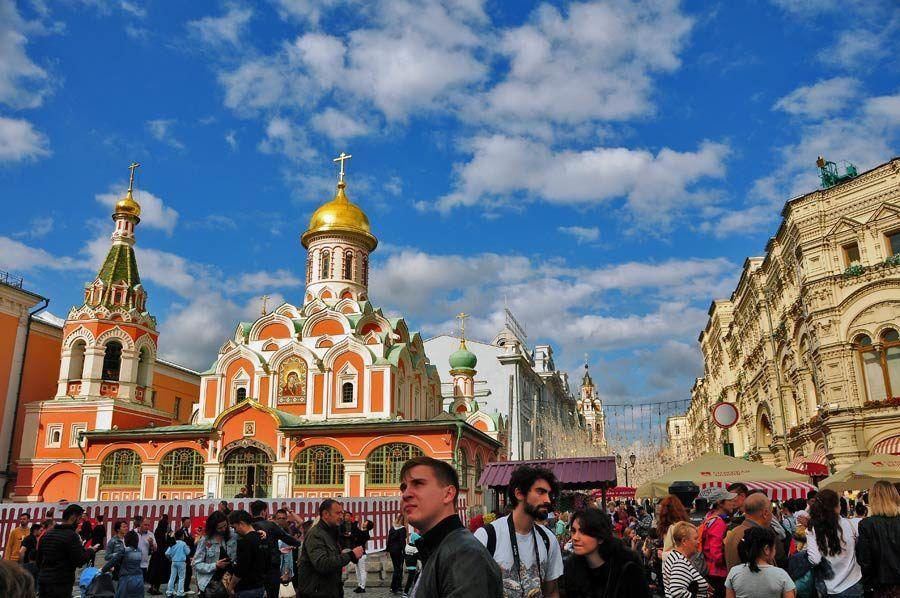 que ver en moscu, catedral de kazan
