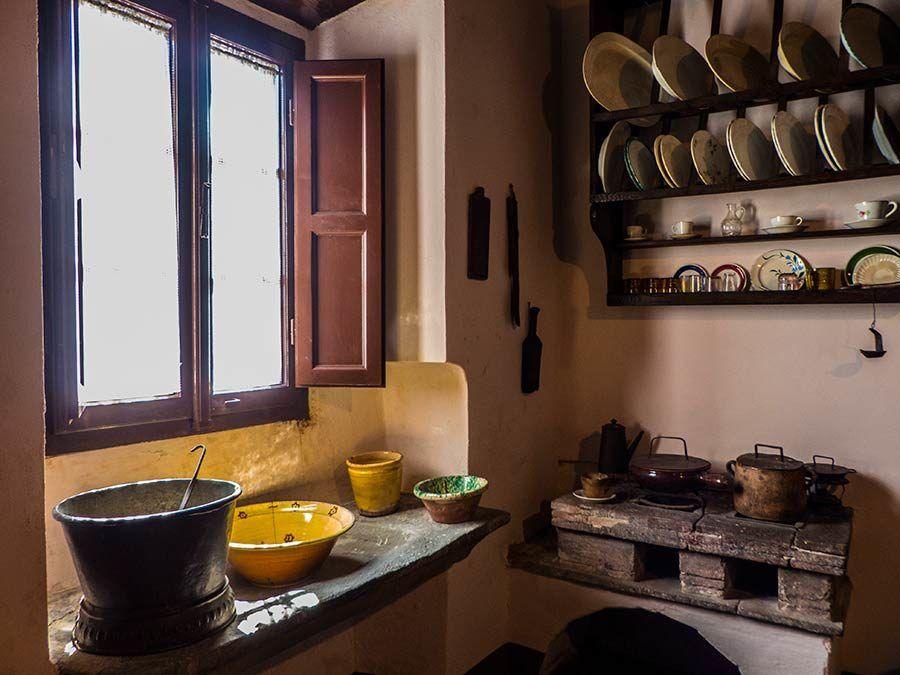 cocina de Puccini en Celle