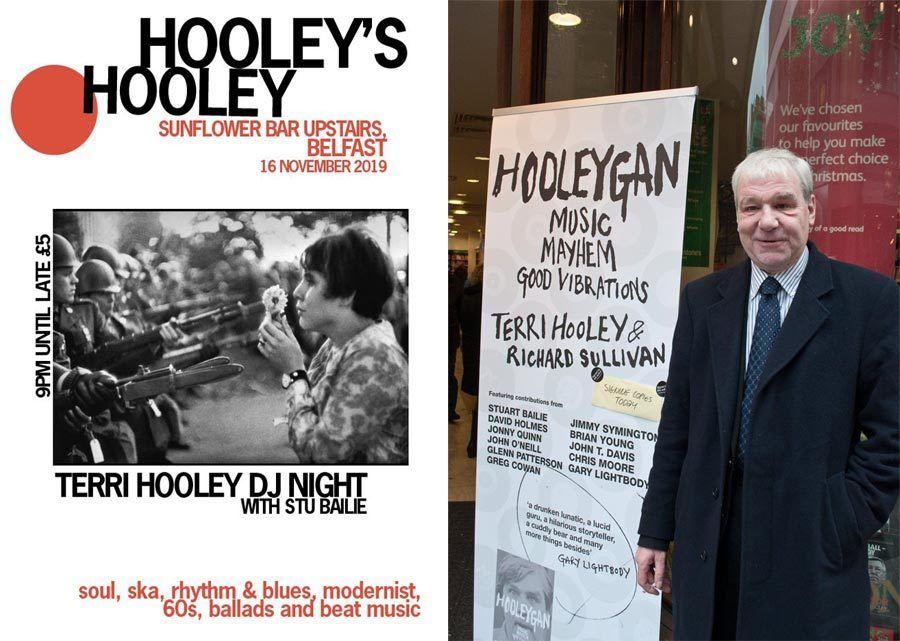 hooley, belfast, productor de musica punk