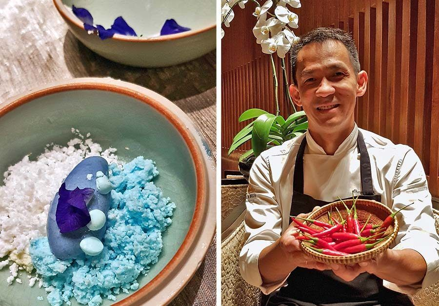 Chef Chayawee Sutcharitchan