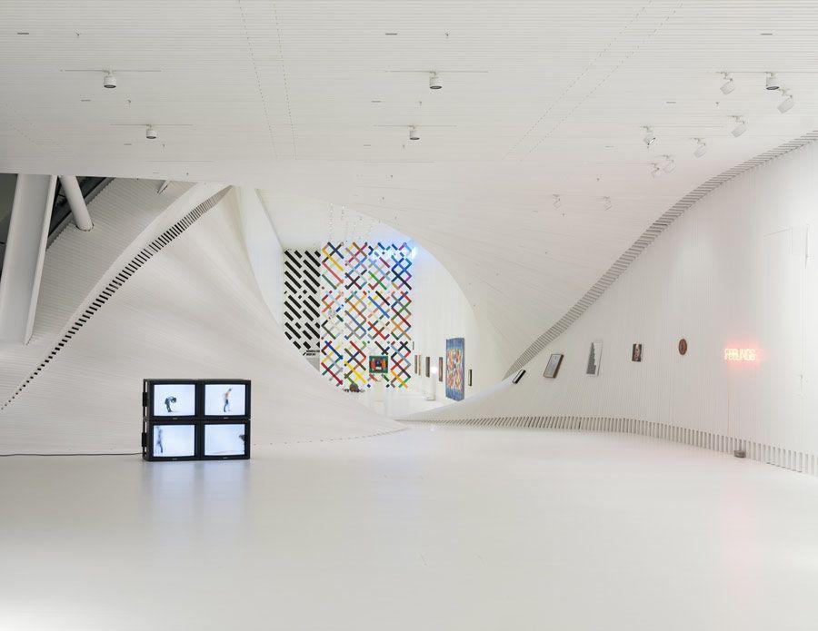 the twist, arquitectura noruega, museos de noruega