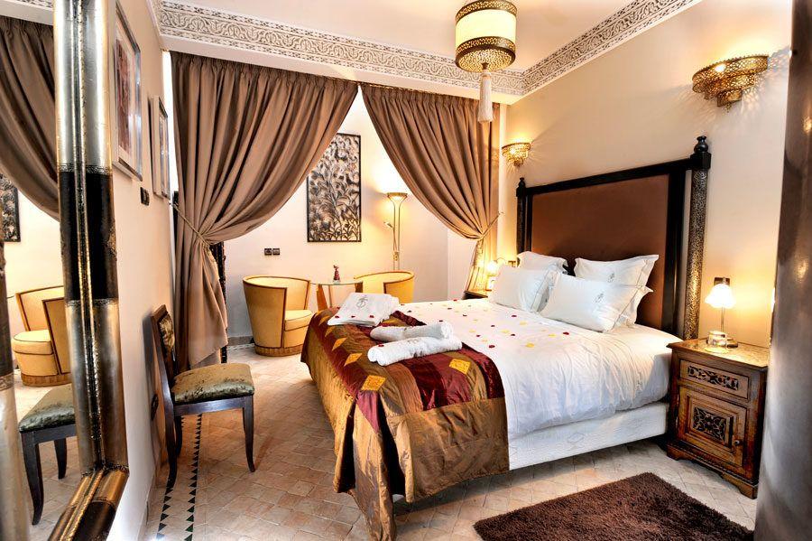 escapadas románticas, hoteles con encanto, hoteles Rusticae, fin de semana en Marrakech