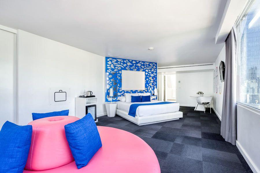 hotel room mate valentina, hotel viaje amigas a mexico df