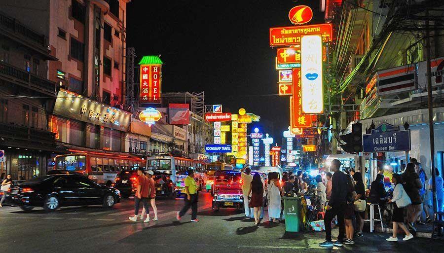 Yaowarat, que ver bangkok