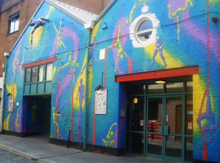 Belfast Community Circus School