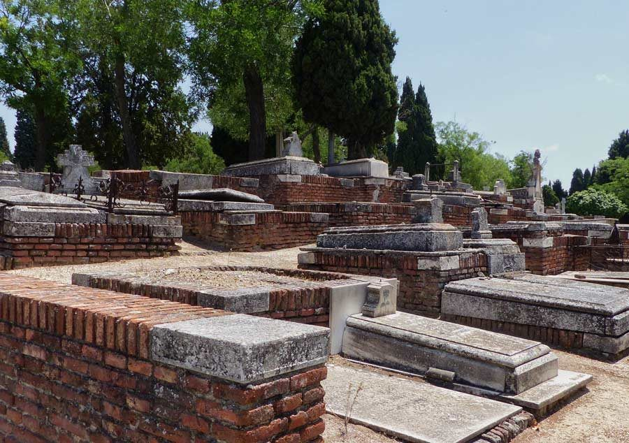 cementerio de epidemias, cementerio almudena, ruta dia de muertos madrid