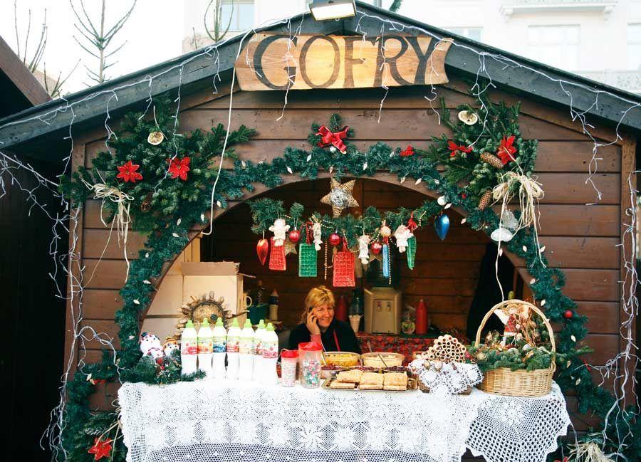 mercadillo navidad varsovia, que ver mercadillos polonia