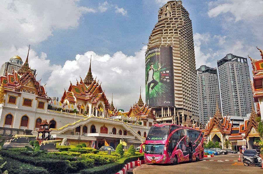 bangkok, que ver viaje con amigas