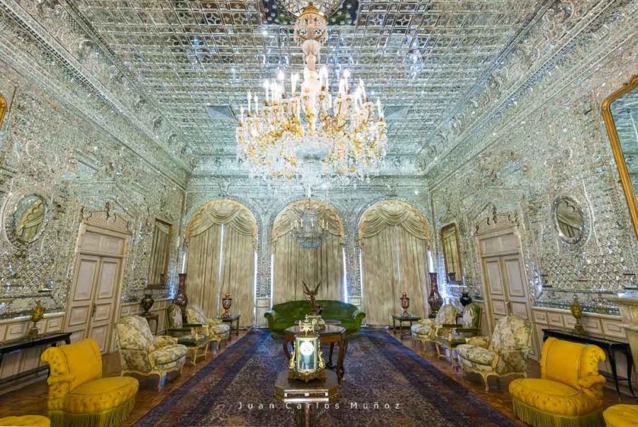 Palacio de Golestan Palace, viaje iran,