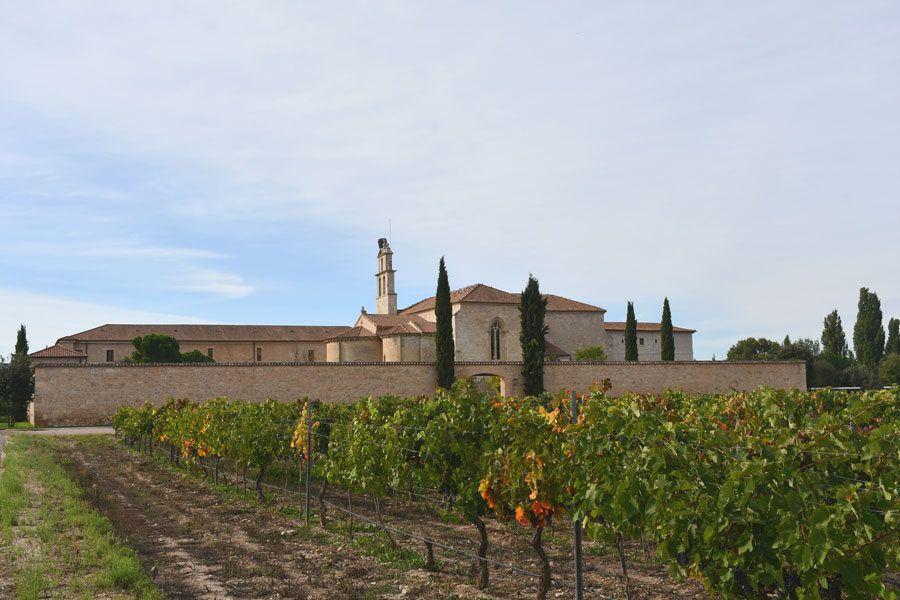 bodega Abadía Retuerta con el hotel Le Domaine